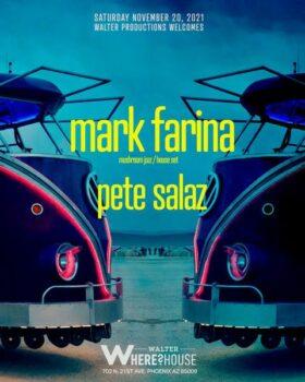 Mark Farina at Walter Where?House